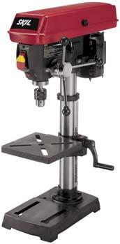 8. SKIL 3320-01 3.2 Amp 10-Inch Drill Press