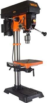 5. WEN 4214 12-Inch Variable Speed Drill Press, Orange