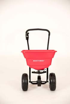 9. Earthway 2050P Estate 80-Pound Walk-Behind Broadcast Spreader