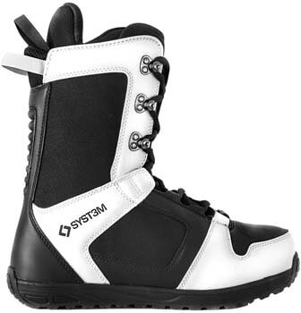6. System APX Men's Snowboard Boots