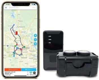 4. Optimus Tracker GPS Tracker - Optimus 2.0 4G LTE Bundle with Waterproof Twin Magnet Case