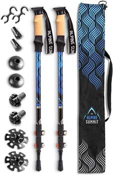 10. Alpine Summit Hiking/Trekking Poles