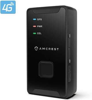 3. Amcrest 4G LTE GPS Tracker