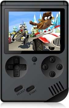 10. Chilartalent Handheld Games Console