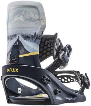 5. FLUX XF Snowboard Binding
