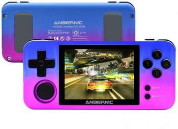 5. BAORUITENG Handheld Game Console RG280M
