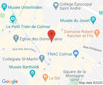 5 Rue des Prêtres, 68000 Colmar, France