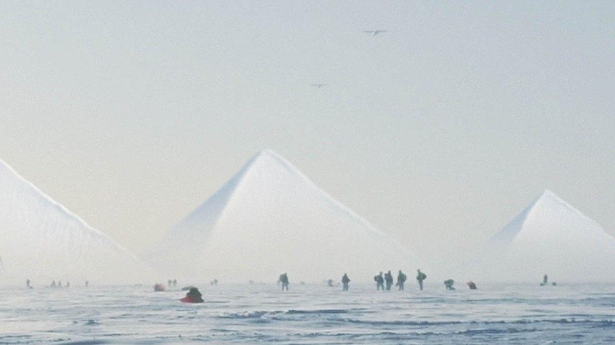 Пирамидите в Антарктида за които учените мълчат