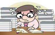 حل تمرین کتاب دایتل - ماشین حساب با اشاره گر ها به تابع