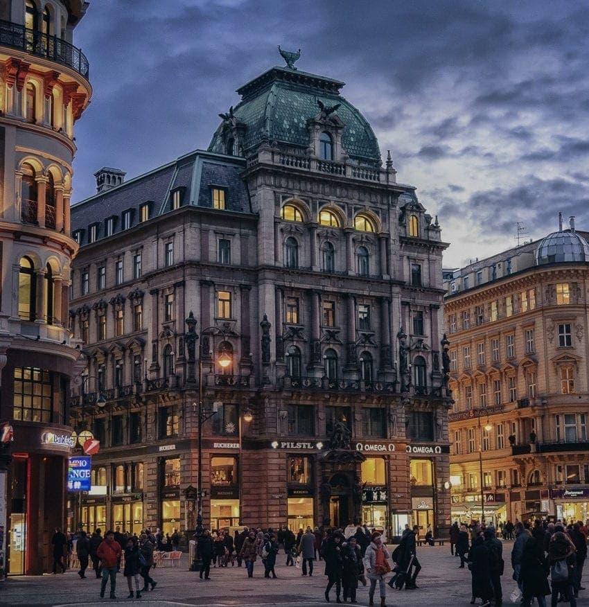 Schnitzeljaden Rätselrallyes Rätseltouren durch das Zentrum von Wien.