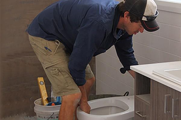 Toilet — Plumbing in Dubbo NSW