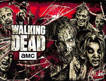 The Walking Dead Pinball Translite