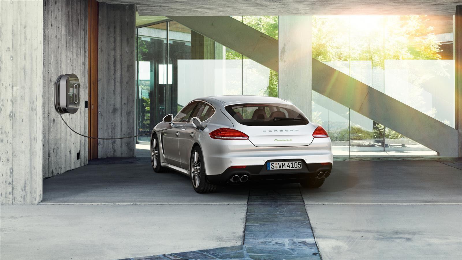 2015 Porsche Panamera S E-Hybrid