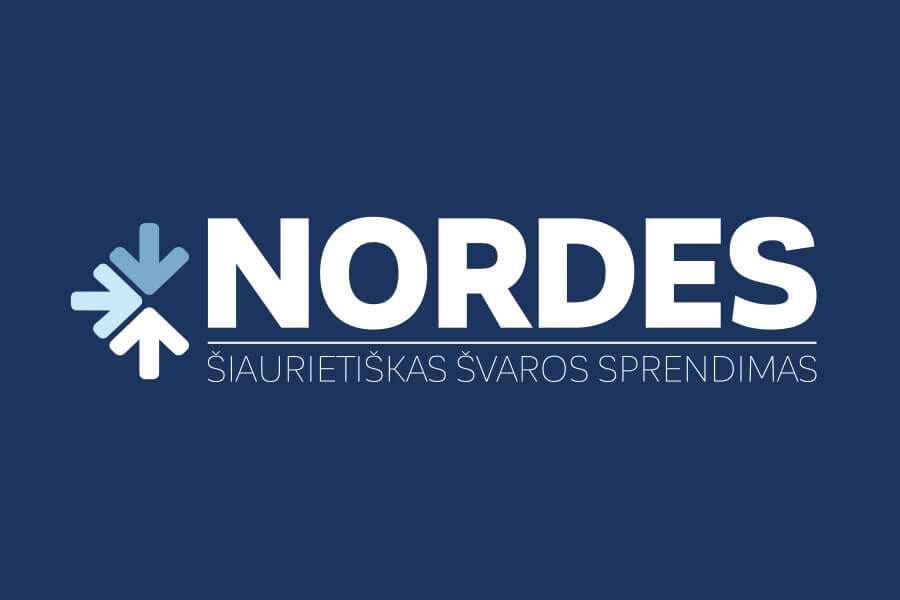 nordes logotipas