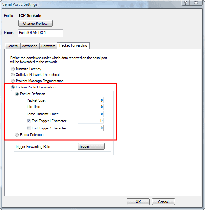 perle iolan device manager