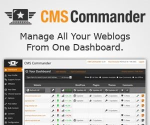 Banner image for CMS Commander