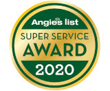 Angies List 2020 Super Service Award for Garage Door Repair