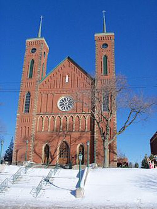 St Louis Catholic Church Louisville Ohio