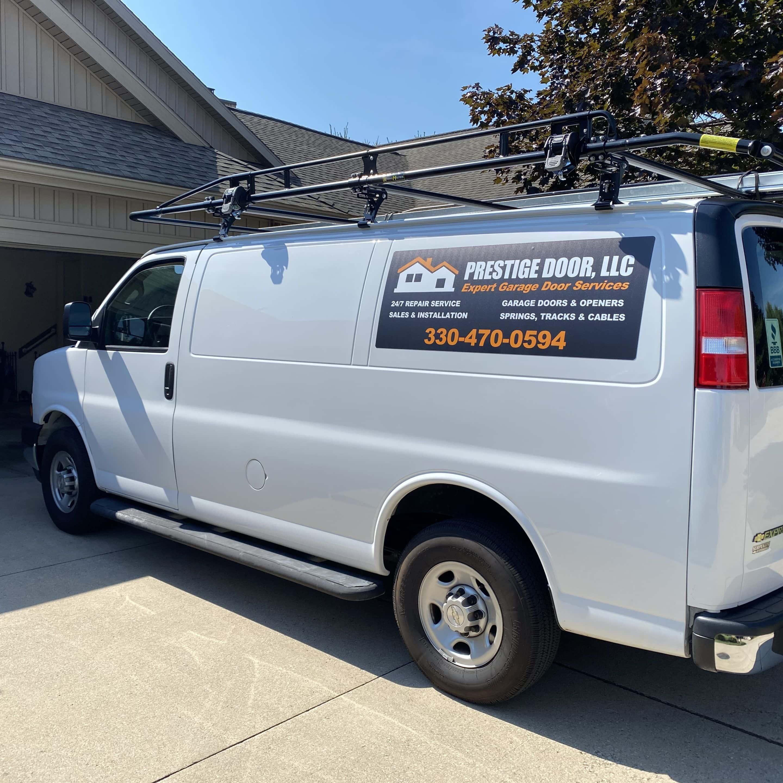 Garage Door Repair in Akron, Canton & Surrounding Areas
