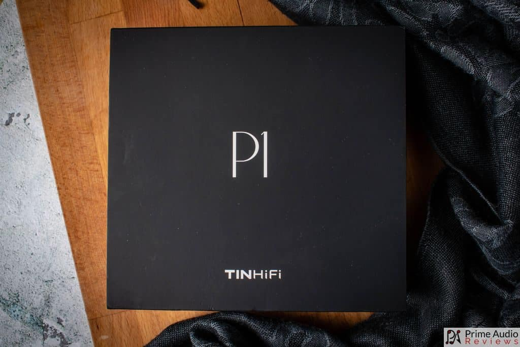 Tin Hifi P1 outer sleeve