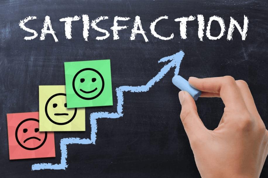 Customer Satisfaction Report Shows Distrust in Social Media