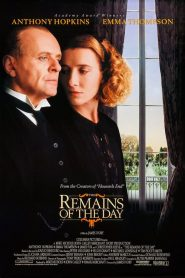 The Remains of the Day 1993