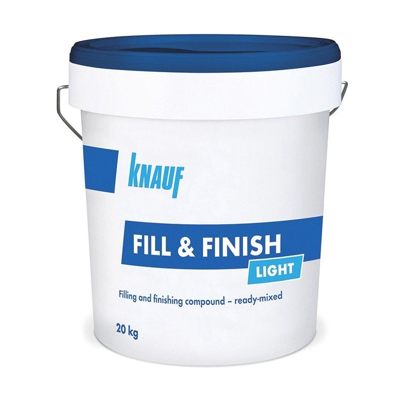 Knauf Fill & Finish vödrös glett | Prowallz.hu