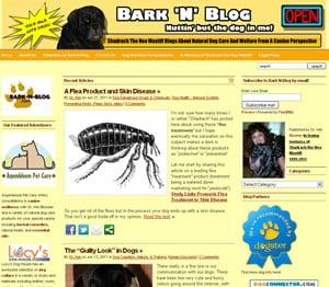 Bark N Blog