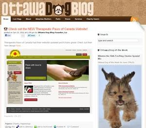 Ottawa Dog Blog