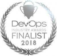 DevOps Awards 2018 Finalist