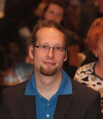 Klaus Purer: clever and enthusiastic vegetarian Drupal developer
