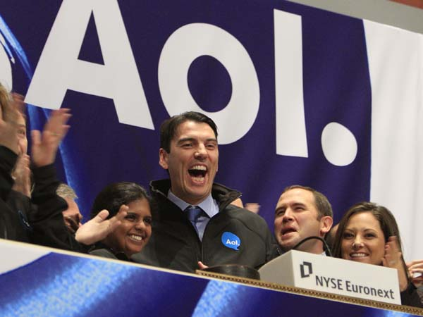 Tim Armstrong Wants Indeed Yahoo to Purchase AOL