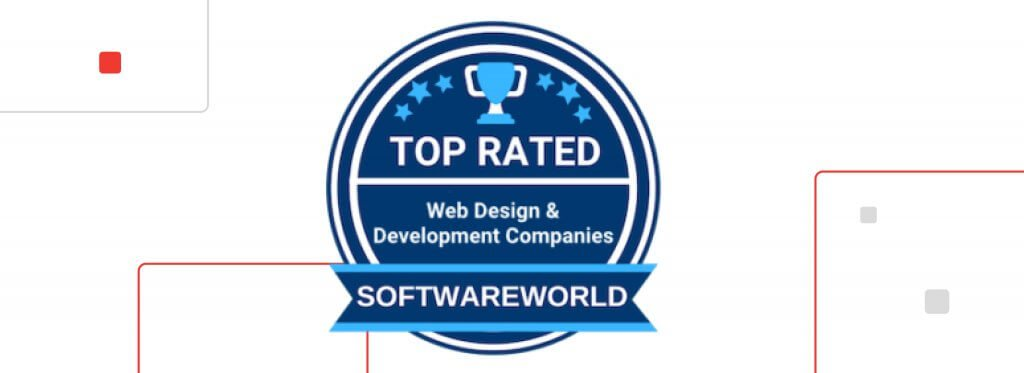 QArea Is Listed Among the Top Web Design & Development Companies by Softwareworld
