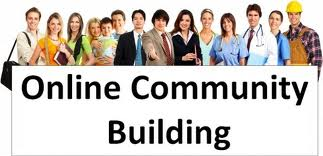 Online community on php