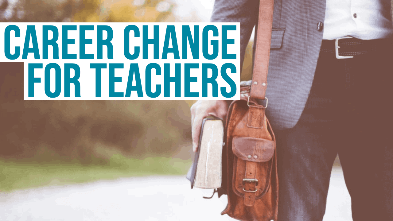 career change for teachers
