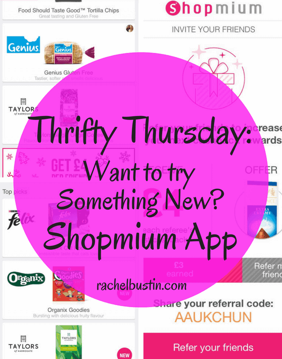Thrifty Thursday: Want to try something new? - Shopmium app