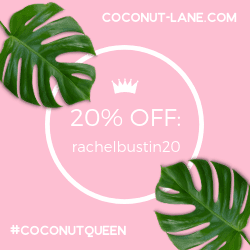 coconut queen 20% discount