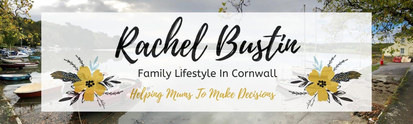 Rachel Bustin - Family Lifestyle Blog In Cornwall