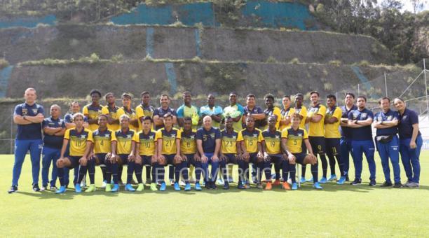 Ecuador Sub 23 fue derrotada en su debut en el Preolímpico