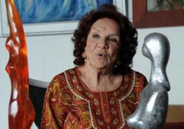 Fallece la escultora guayaquileña Yela Loffredo a los 99 años