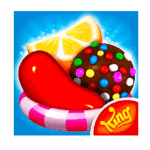 Candy Crush Saga Mod Apk v1.168.0.3 (Unlock all levels)