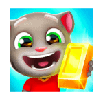 Talking Tom Gold Run Mod Apk (Unlimited Money) v4.1.0.521