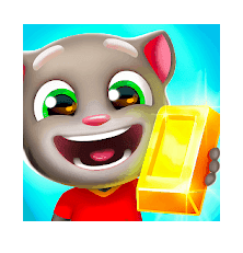 Talking Tom Gold Run MOD APK v3.9.0.425