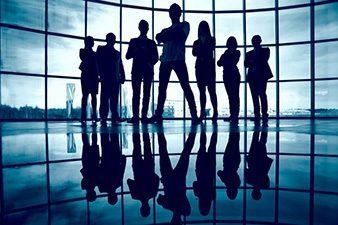 grupa pracowników