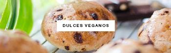 recetas veganas dulces