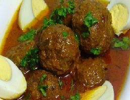 Beef Kofta Curry recipesinurdu.com