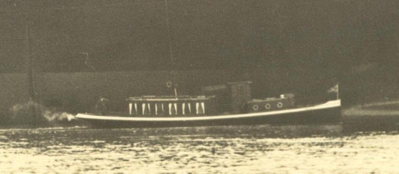 Salonboot Avanti in 1912