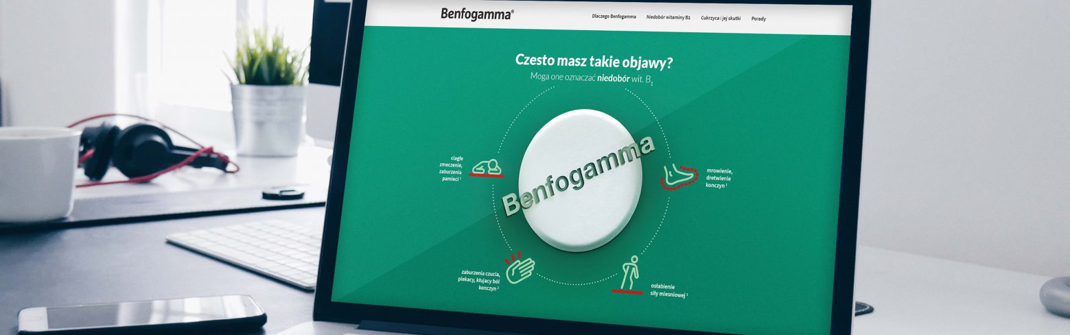 projekt benfogamma by redo-interactive