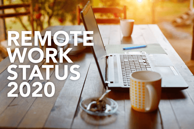 Remote Work Trends for 2020: The Present & Future of Remote Work