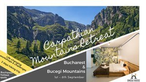 Carpathian Mountains Retreat